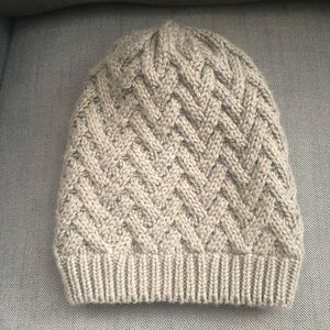 Isaac Mizrahi Funji Beanie Hat